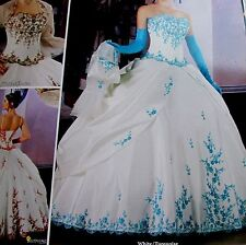 NEW Quinceanera Formal Dress Ball Gown, Prom Dress by PC MARY'S