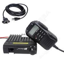 cable extensión 25W UHF 400-480MHz móvil coche Radio transmisor-receptor Mic 3m