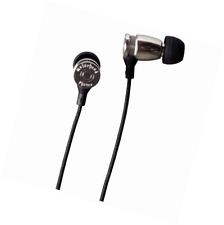 Motorheadphones Overkill In-Ear Headphones with In-Line Mic and Remote - Silver
