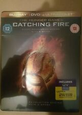 Steelbook hunger games catching fire HMV brand new and sealed
