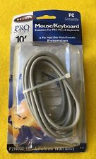 Belkin F2n035-10 Ps/2 6-pin Mini Din Keyboard/ Mouse Extension Cable f2n03510