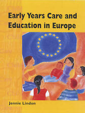 Early Years Care And Education Europe (Childcare Topic Books),VERYGOOD Book