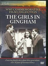 THE GIRLS IN GINGHAM WWI COMMEMORATIVE FILM DVD - WORLD WAR ONE