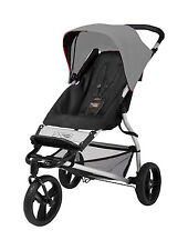 Mountain Buggy 2013 Evolution Mini Single Stroller in Flint Brand New!!