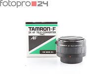 Nikon Tamron-F 2x Teleconverter + molto bene (2021623)
