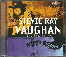 Vaughan, Steve Ray Tin Pan Alley (Best of) Guitar Heroes Zounds CD RAR OOP