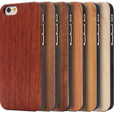Luxury handmade bamboo wooden case for IPhone 6 6s 4.7 plus 5.5 cover