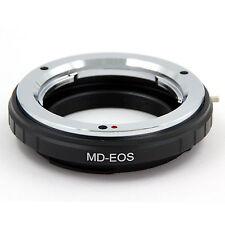 Adaptador objetivamente adaptador F. Minolta d MD lens to Canon EOS 700d 650d 600d 1000d