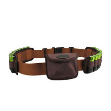 Tourbon Cartridge Carrier Ammo Holder Double Belt Bandolier Shotgun Pouch Canvas