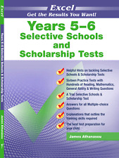 EXCEL TEST SKILLS - SELECTIVE SCHOOLS AND SCHOLARSHIPS TESTS YEARS 5–6