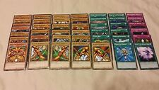 Yugioh Authentic Solomon Muto Deck 43 Cards Exodia Forbidden Free Booster Pack!