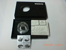 Vintage Original Shure V15 Type IV Cartridge and Genuine Stylus in Display Case