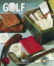 Golf Implements and Memorabilia: Eighteen Holes of Golf History