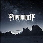 Papa Roach - F.E.A.R. (2015)  12 TRACK CD ALBUM WITH ALL COLOUR ARTWORK