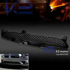 11-14 DODGE CHARGER FRONT BUMPER LOWER GRILL MESH GRILLE BLACK