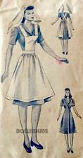 "VINTAGE 12"" PEGGY MANIKIN MANNEQUIN DOLL CLOTHES PATTERN 6600-1"