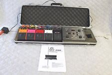 "PEAVEY Guitar Pedals With FIVE Pedals And Pedal Board W/ MFP2128  ""RARE"""