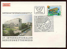 Austria 1983 Young Skilled Workers FDC #C11969