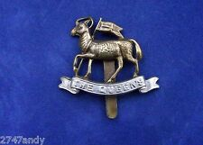 Queen's Royal Regiment, W.Surrey- 100% Genuine British Army Military Cap Badge