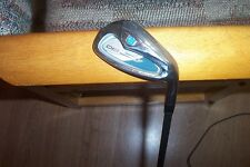 slightly used Wilson  Di 9  graphite  Lady SW sand wedge RH