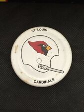 St. Louis Cardinals Gatorade Bottle Cap Early 1970s NFL Football Helmet VG!!!