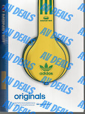 Adidas Originals by Monster Over-Ear Headphones Limited Edition Yellow/Green