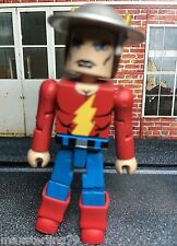 DC Minimates GOLDEN AGE FLASH JAY GARRICK Series 4  Justice League Marvel Loose