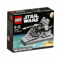 Lego Star Wars 75033 Star Destroyer destructor estelar microfighters serie 1