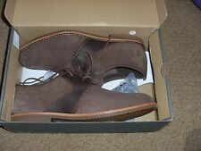 Mens Timberland A19H4 Brooklyn Park Ortholite Leather Suede shoes size  7.5