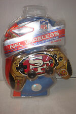 Playstation 2 Madcatz NFL Wireless Controller - SF 49ERS - NEW SEALED RARE