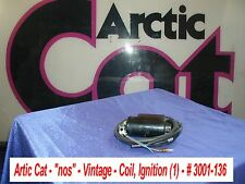 Arctic Cat Snowmobile Ignition Coil #1 #3001-136 NOS 1973 Formula II - EXT