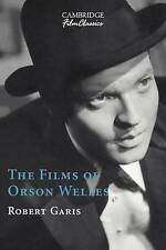 The Films of Orson Welles (Cambridge Film Classics)-ExLibrary
