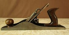 VTG FULTON TOOL CO MADE IN USA No. 414 IRON WOODWORKING JACK PLANE by SARGENT