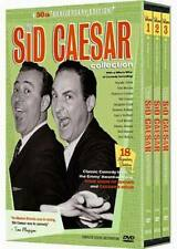 THE SID CAESAR COLLECTION 50th Anniversary BOX SET Woody Allen RARE Imogene Coca