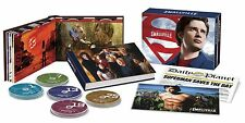 Smallville Complete Series Seasons 1-10 DVD Box Set + Exclusive Newspaper & Book