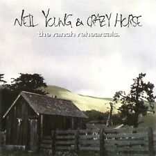Neil Young Ranch Reheasals cd rare