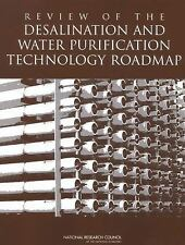 2004-04-20, Review of the Desalination and Water Purification Technology Roadmap