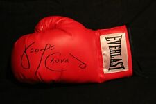 GEORGE CHUVALO HEAVYWEIGHT CHAMP AUTOGRAPHED SIGNED EVERLAST BOXING GLOVE