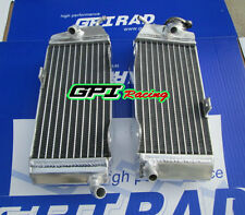 aluminum radiator for Yamaha YZ250 YZ 250 1984 1985 84 85