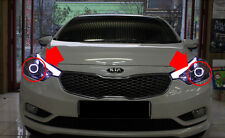 LED Circle Eye Module Surface Emission DIY Kit 2p For 13 14 Kia Forte : K3