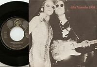 ELTON JOHN LENNON I SAW HER STANDING THERE LIVE DANISH EP 45+PS 1981 THE BEATLES