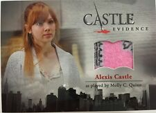 CASTLE Seasons 1 & 2 Cryptozoic : Molly C. Quinn ALEXIS CASTLE M21 Wardrobe