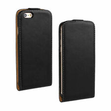 HOUSSE ETUI COQUE CUIR LUXE A RABAT APPLE IPHONE 4 / 4S
