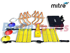 MITRE SPEED AGILITY TRAINING WARM UP EXERCISE KIT -INCLUDE CONES,HURDLES,LADDER