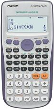 SCIENTIFIC CALCULATOR Casio FX570ES PLUS 417 functions 7 Memories New
