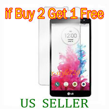 Clear LCD Screen Protector Guard Cover Film For LG G Vista VS880 D631