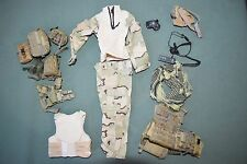 "Soldier Story 1:6 Modern US NAVY SEAL Uniform Gear ACC LOT for 12"" Figures C-80"