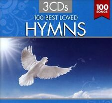 100 Best Loved Hymns [Box] by Various Artists (CD, Sep-2010, 3 Discs, Sonoma Ent