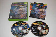 +++ MECHASSAULT 2 Lone Wolf LIMITED EDITION Microsoft XBOX Game COMPLETE + BONUS