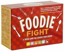 Foodie Fight: A Trivia Game for Serious Food Lovers, Lock, Joyce, Very Good Book